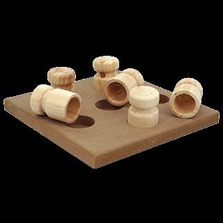 Obrazek dla kategorii dřevěné hračky pro psy