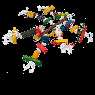 Obrazek dla kategorii hračky pro ptáky